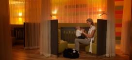 Babycare lounge Schiphol