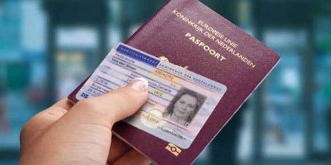 Paspoort kind