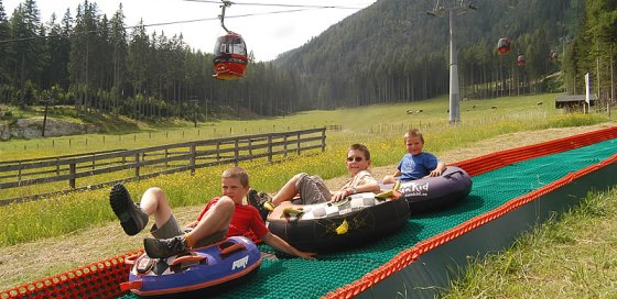 Camping in Oostenrijk