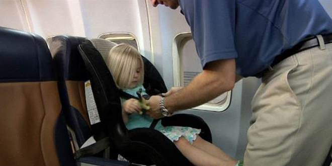 Car Seat On Board Ryanair