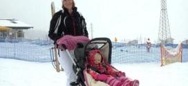 wintersport met peuter Flachau