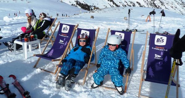 Skiën met kids in LaPlagne