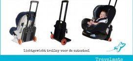 travelmate autostoel trolley