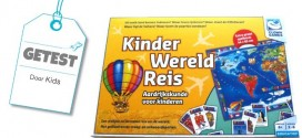 Kinderwereldreis getest