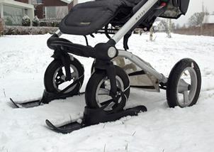 kinderwagenski