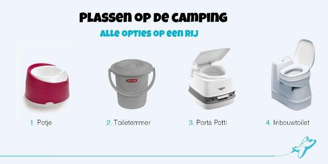 Campingtoilet
