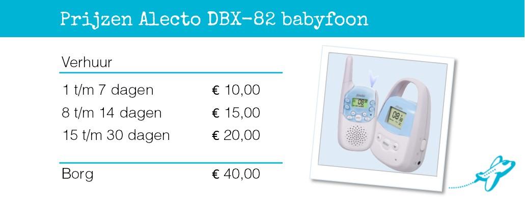 Alecto dbx 82