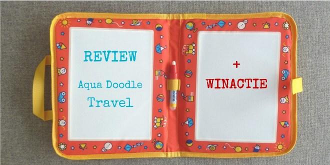 Review Aqua Doodle Travel