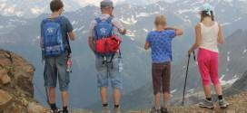 Bergwandelen kinderen