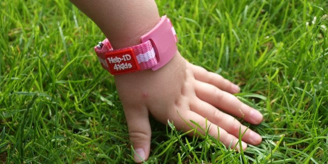 HelpID4Kids armbandje review