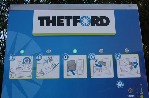 Thetford machine