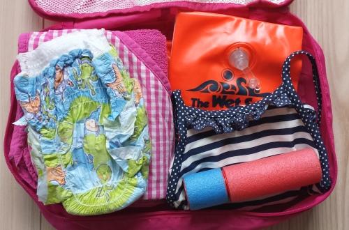 Inpakken vakantie