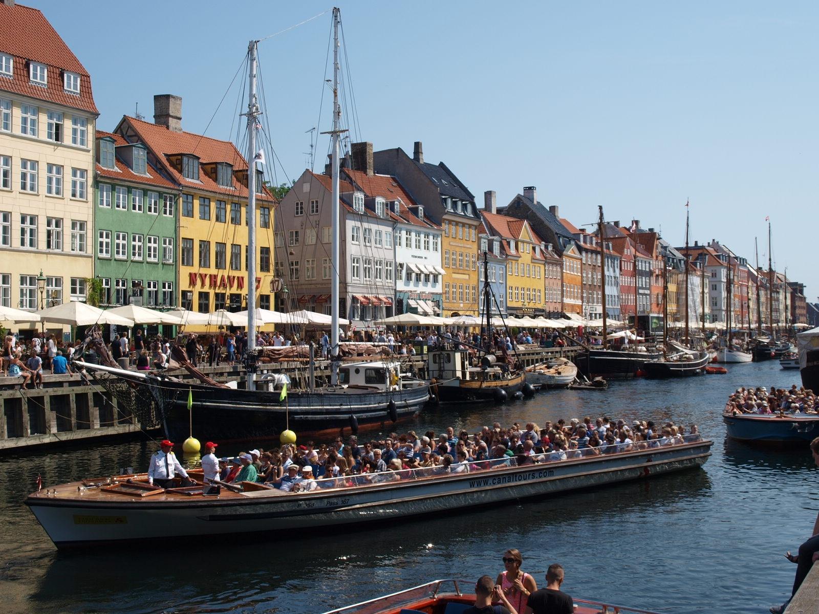 Kopenhagen rondvaart