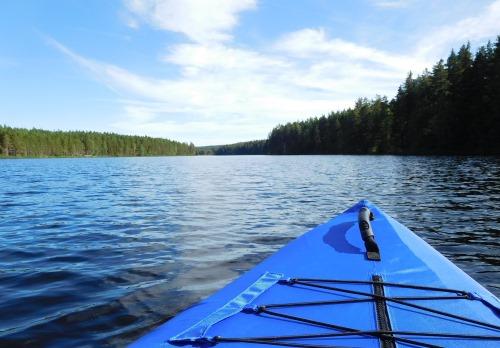 Camping Spilhammars kanoen