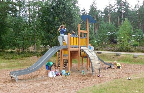 Camping Spilhammars speeltuin