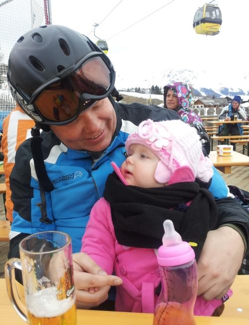Wintersport apres-ski Fiss