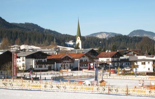 Wintersport Ellmau oefenweide