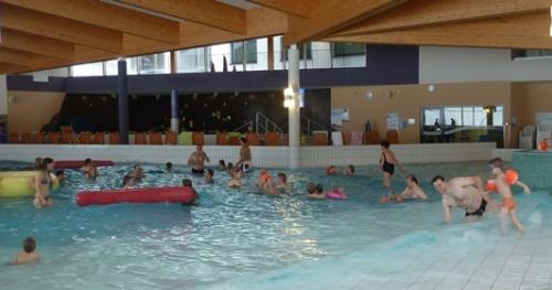 Zwemmen wintersport Flachau
