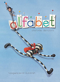 Kinderboekenweek Alfabeth