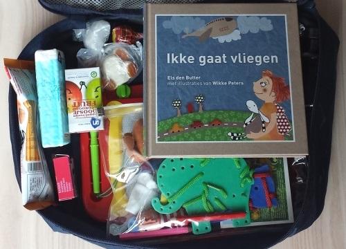 pack-it speelgoed vliegtuig