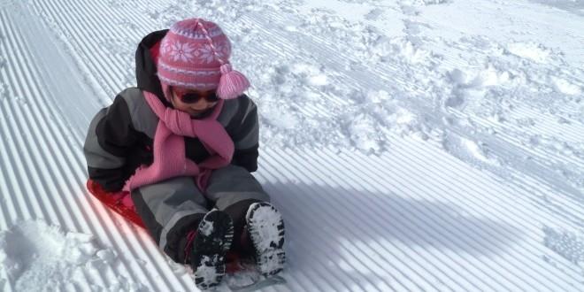 Skikleding peuter sneeuw