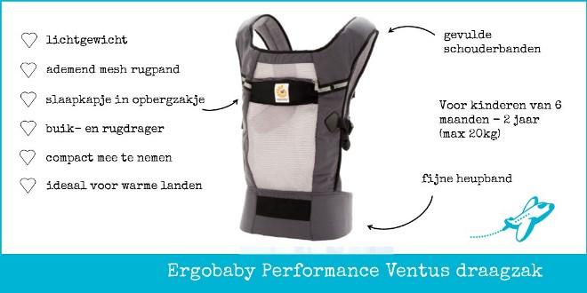 Verhuur Ergobaby performance