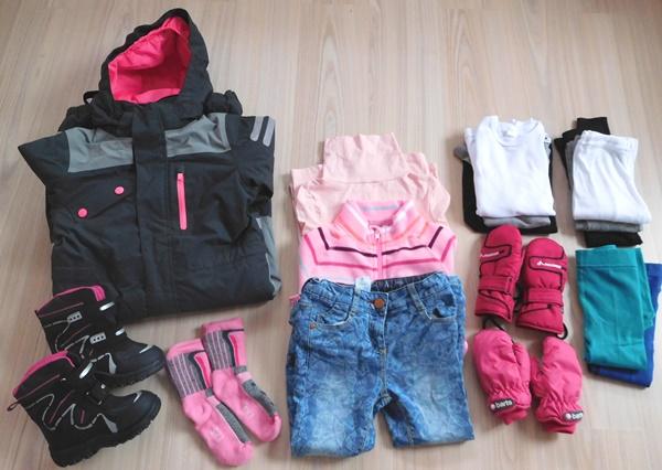 Wintersportkleding peuter