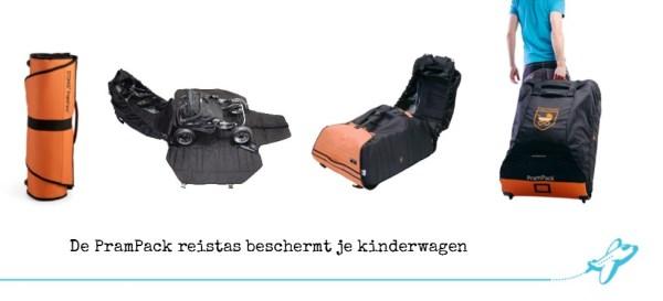 PramPack tas voor kinderwagen