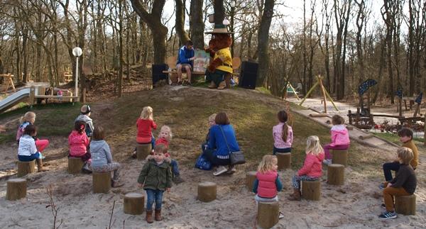 Landal Rabbit Hill speeltuin