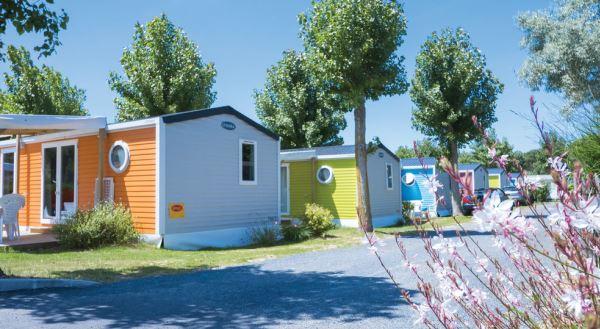 Yelloh Village Le Littoral cottages