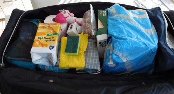 Car-Bags reistas inpakken