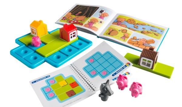 Drie biggetjes smartgames
