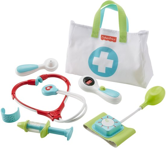 doktersset fisher price