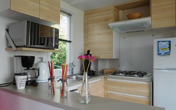 Stoetenslagh chalet keuken