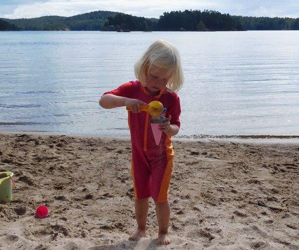 zandijsjes zandbakvorm