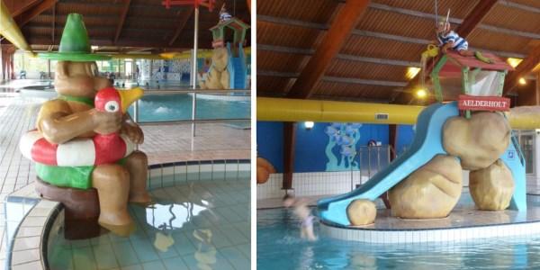 Zwembad van Landal Aelderholt