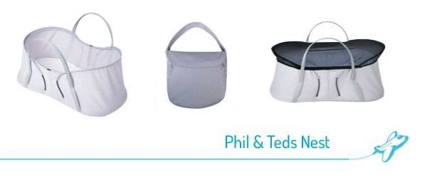 reiswieg Phil & Teds Nest