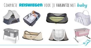 reiswiegje voor baby vakantie