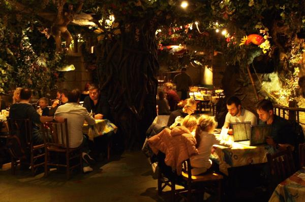 Rainforest Cafe Londen