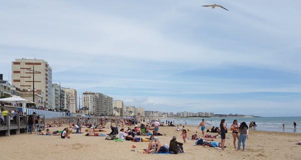 strand Les Sables d'Olonne
