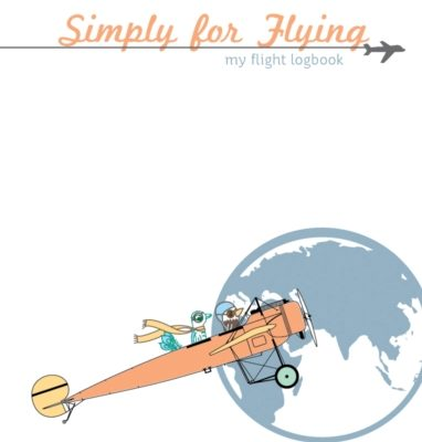 Simply for flying flight logboek