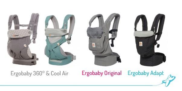 Babypark Ergobaby