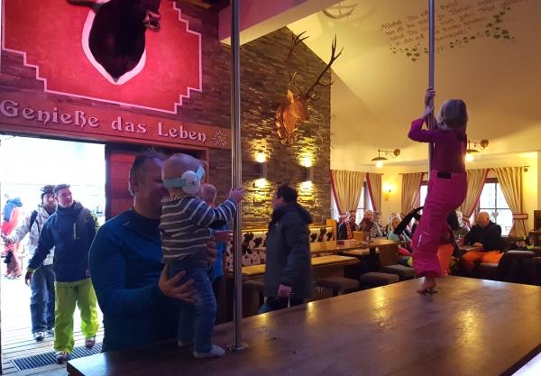 Dorfgastein apres-ski