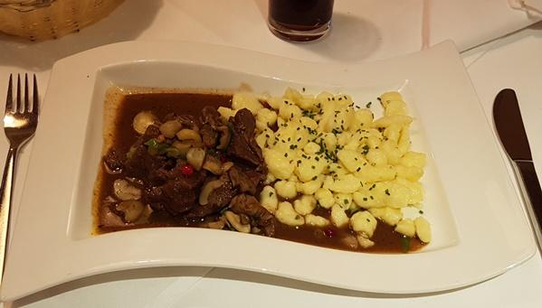 Hotel Römerhof restaurant