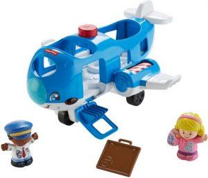 Little People vliegtuig