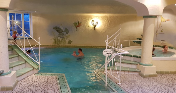 hotel Römerhof zwembad