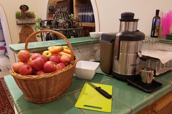Hotel Römerhof ontbijt