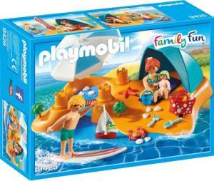 playmobil familie strand