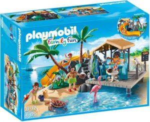 playmobil strandbar