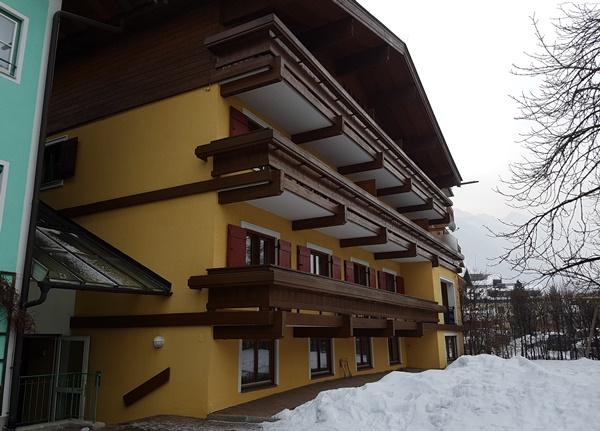 Hotel Römerhof appartement